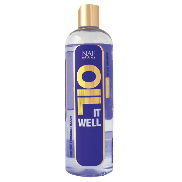 NAF Oil It Well Definition Shine