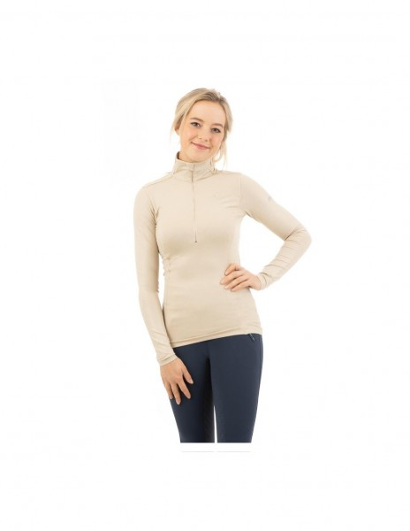 Anky Pullover Half Zip Women's Base Layer