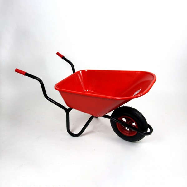 BullBarrow Bronco Wheelbarrow With Pneumatic Wheel